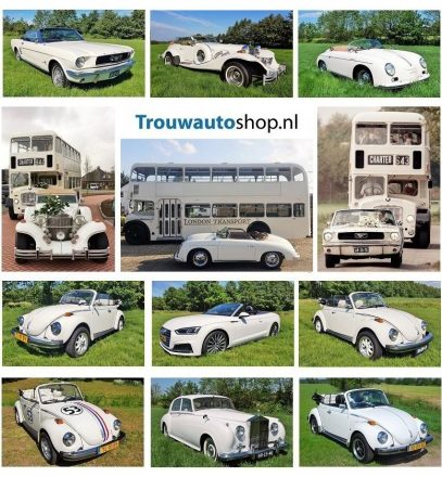 Trouwautoshop.nl samenwerking met Euro BOB